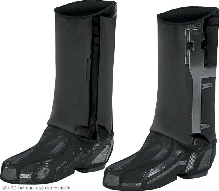 GI Joe - Duke Child Boot Covers