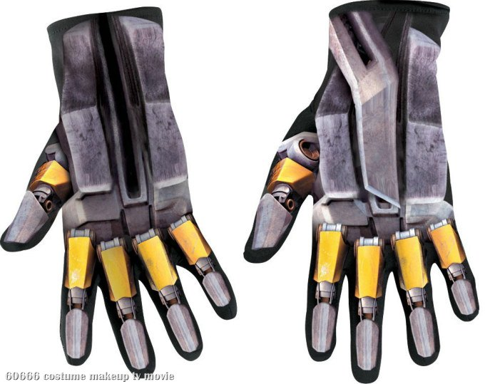 Transformers Bumblebee Child Gloves