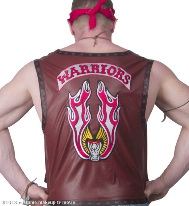 Warriors Back Patch Set