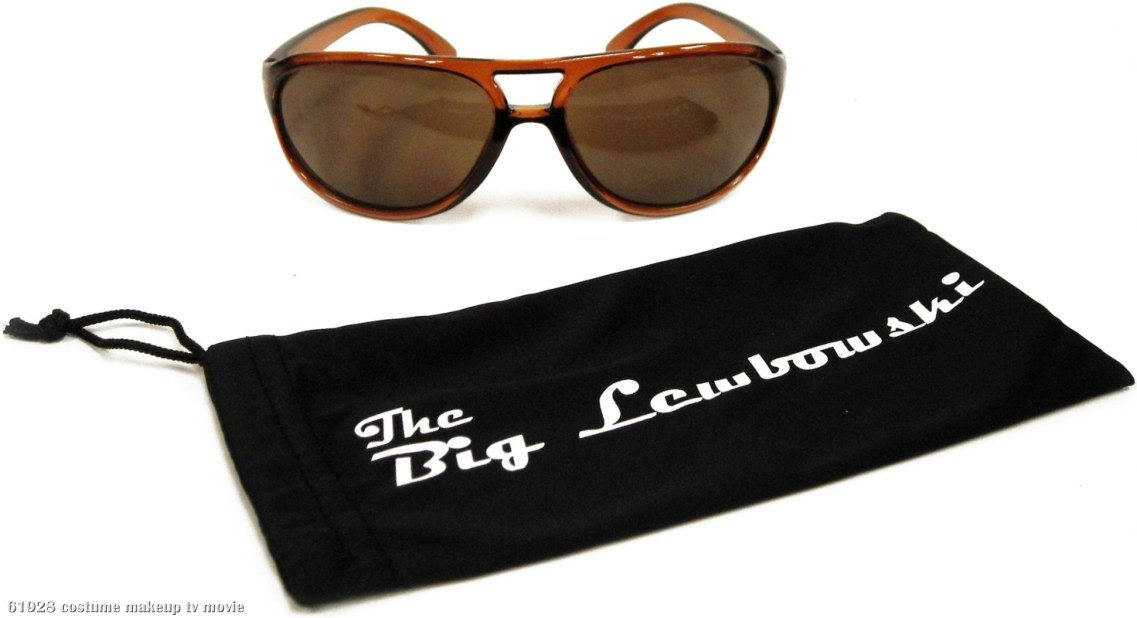 The Big Lebowski The Dude Sunglasses