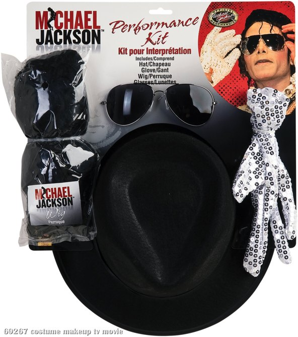 Michael Jackson Performance Kit Adult