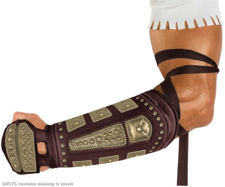 Prince Of Persia - Dastan Gauntlets Adult