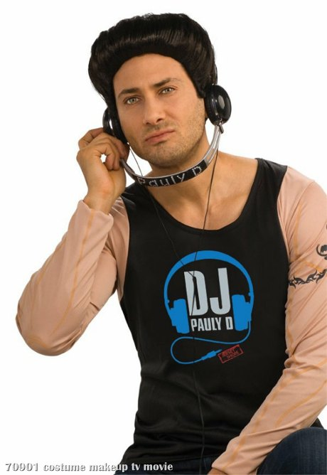 "Jersey Shore - Paul ""DJ Pauly D"" Adult DJ Headphones"