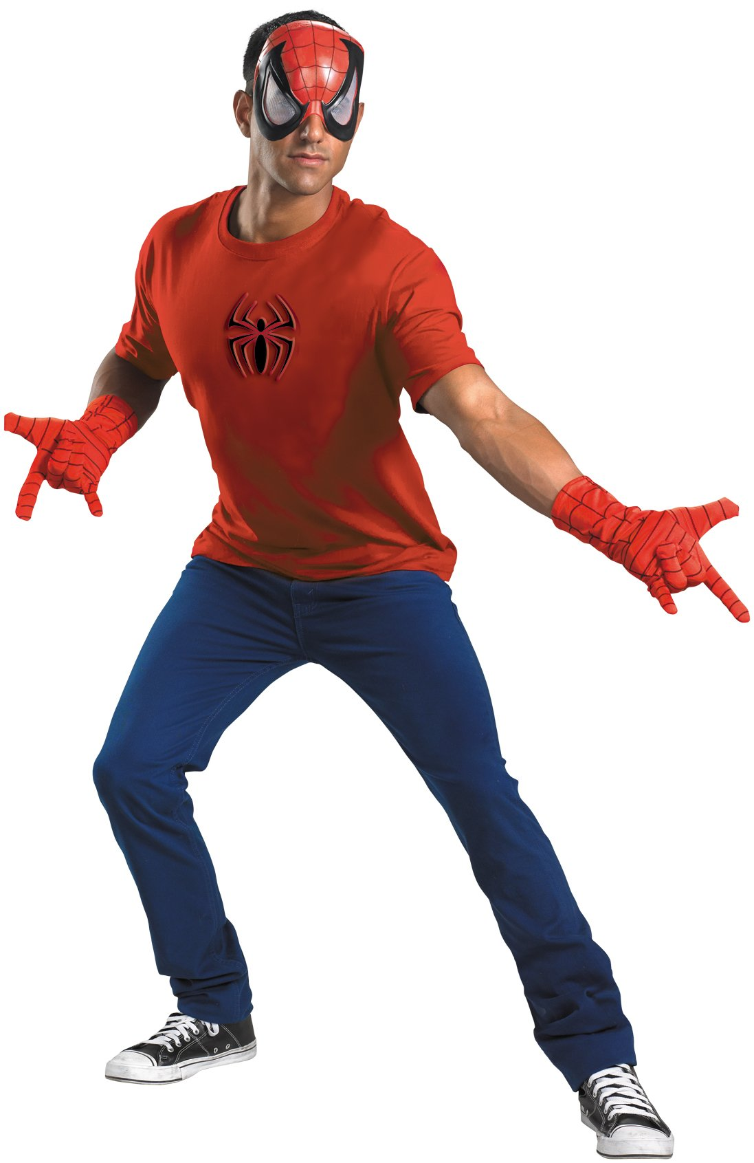 Spider-Man Adult Costume Kit
