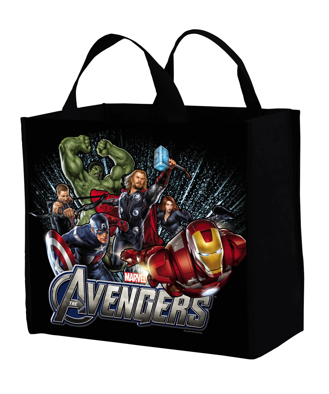 The Avengers Treat Bag