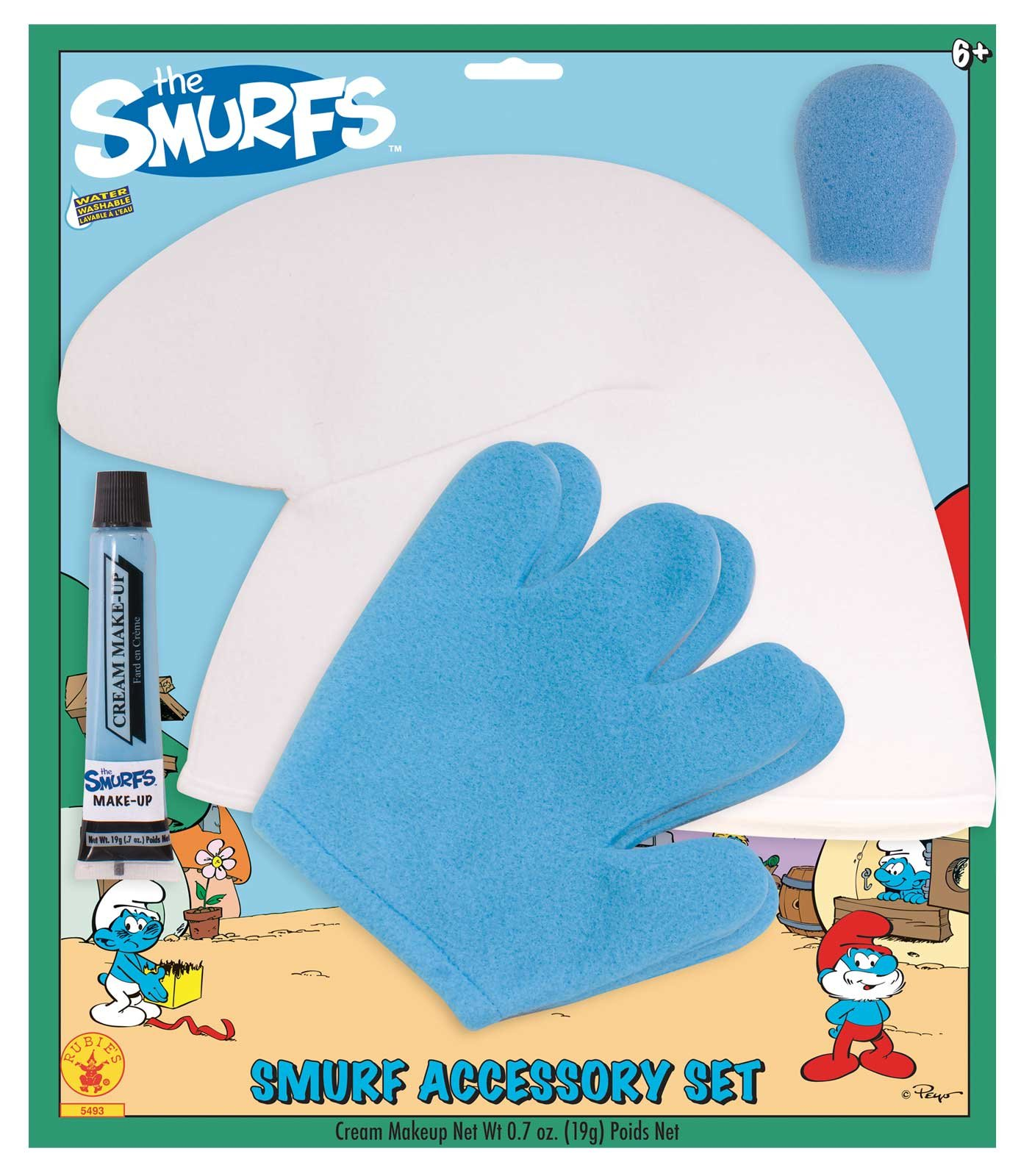 The Smurfs Accessory Kit Child