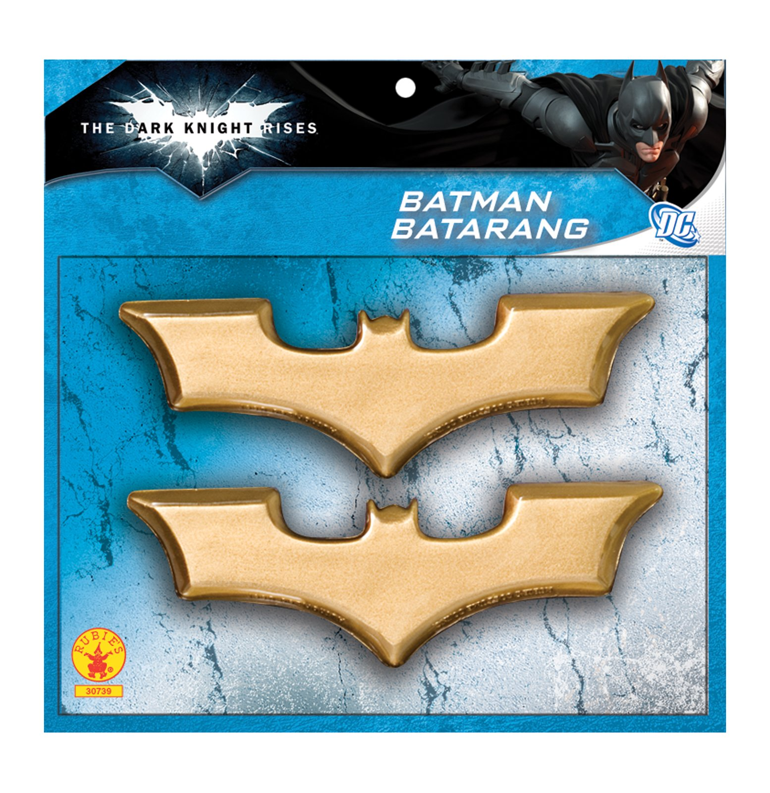 The Dark Knight Rises Batman Batarangs
