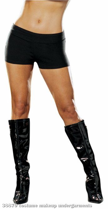 Roxy Shorts (Black) Plus Adult