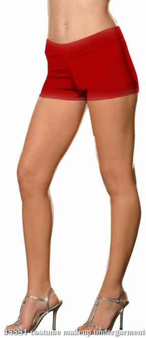 Roxy Shorts (Red) Plus Adult