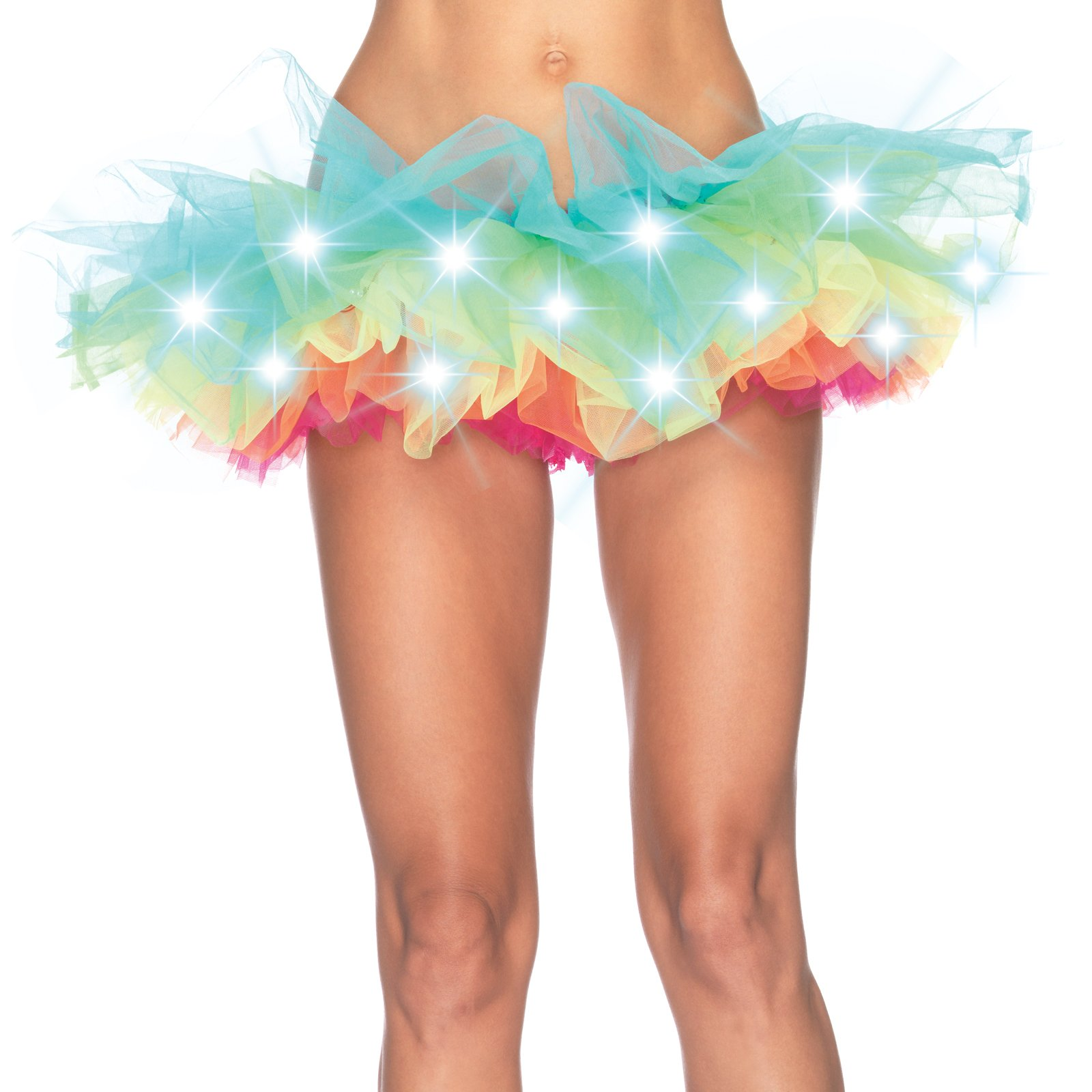 Light Up Rainbow Tutu (Adult)