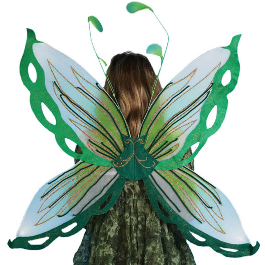 Deluxe Forest Faerie Wings