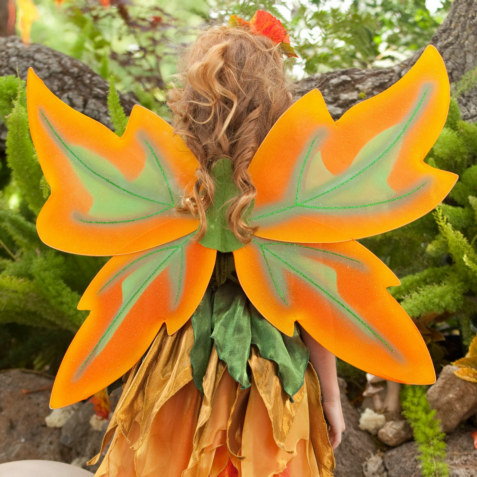 Fall Fairy Wings