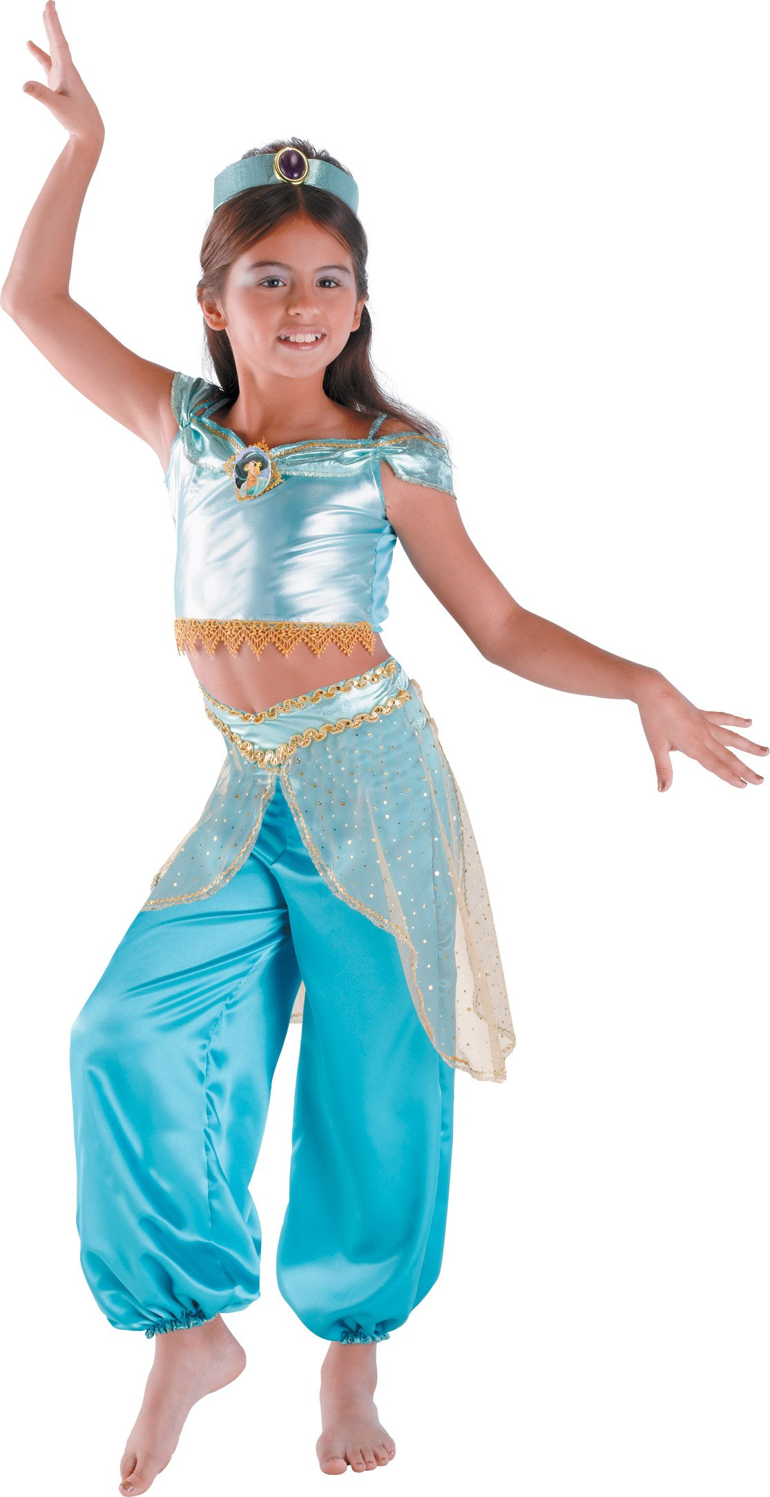 Disney Aladdin Jasmine Classic Child Costume