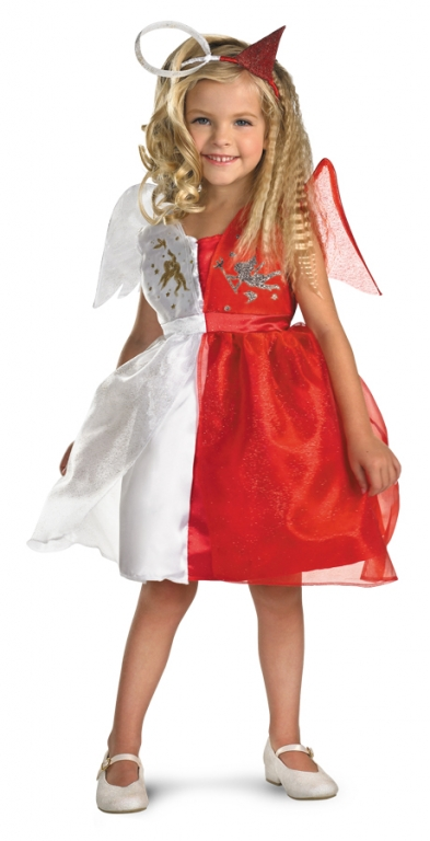 Devilish Angel Toddler Costume