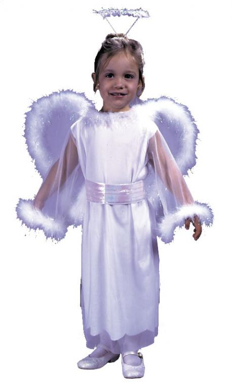Feather Angel Toddler Costume