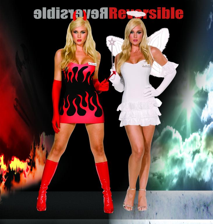 Angel and Devil Costume