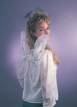 Instant Deluxe Angel Costume