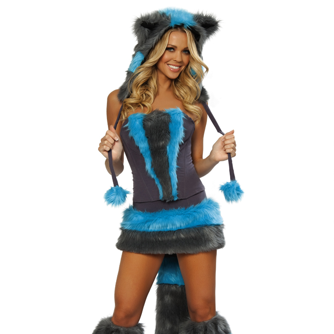 Chester Cheshire Cat Sexy Costume