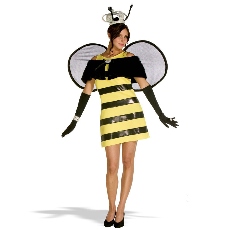 Queen Bee Adult Costume