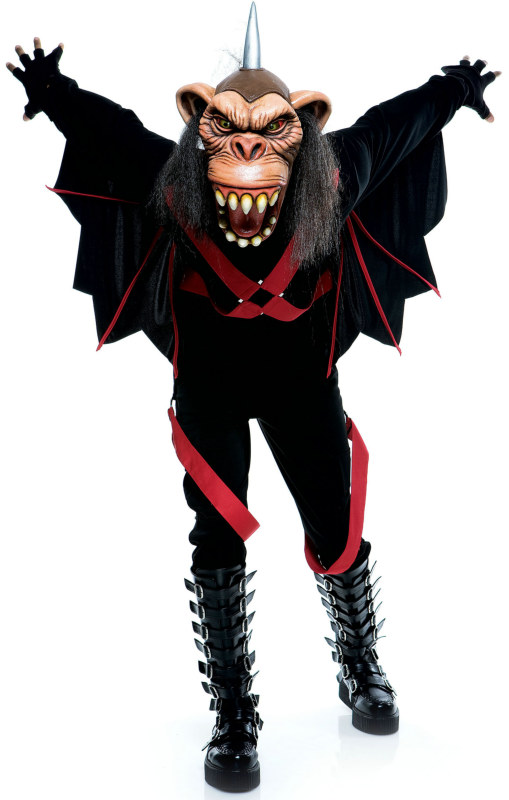 The Wicked of Oz Flying Monkey Adult Costume