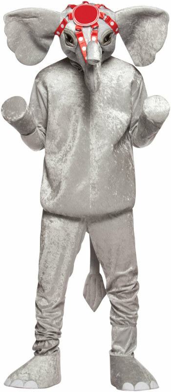 Circus Elephant Adult Circus Costume
