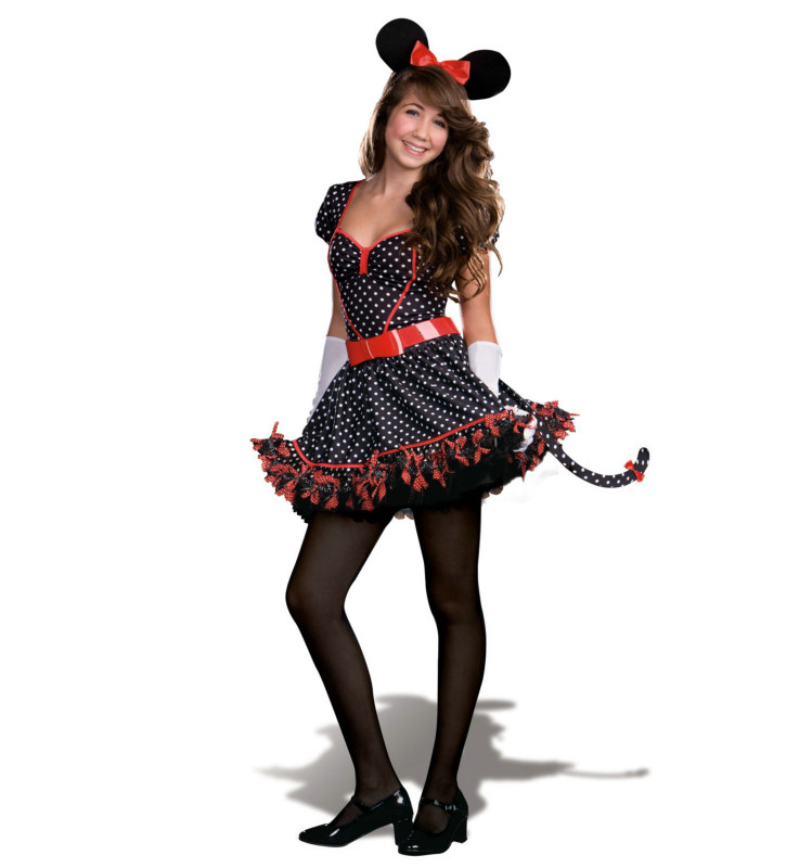Mousin Around Teen Costume