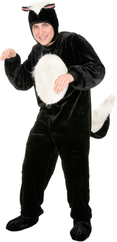 Skunk Adult Costume