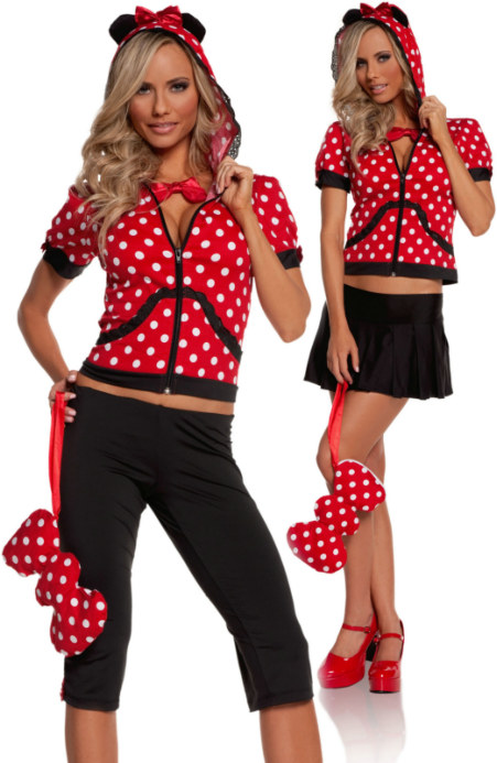 Miss Mouse Adult Costume