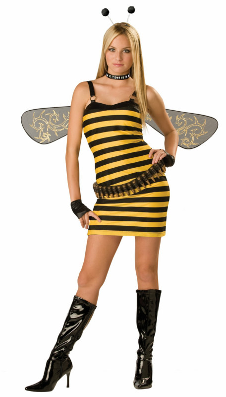 Killer Bee Teen Costume