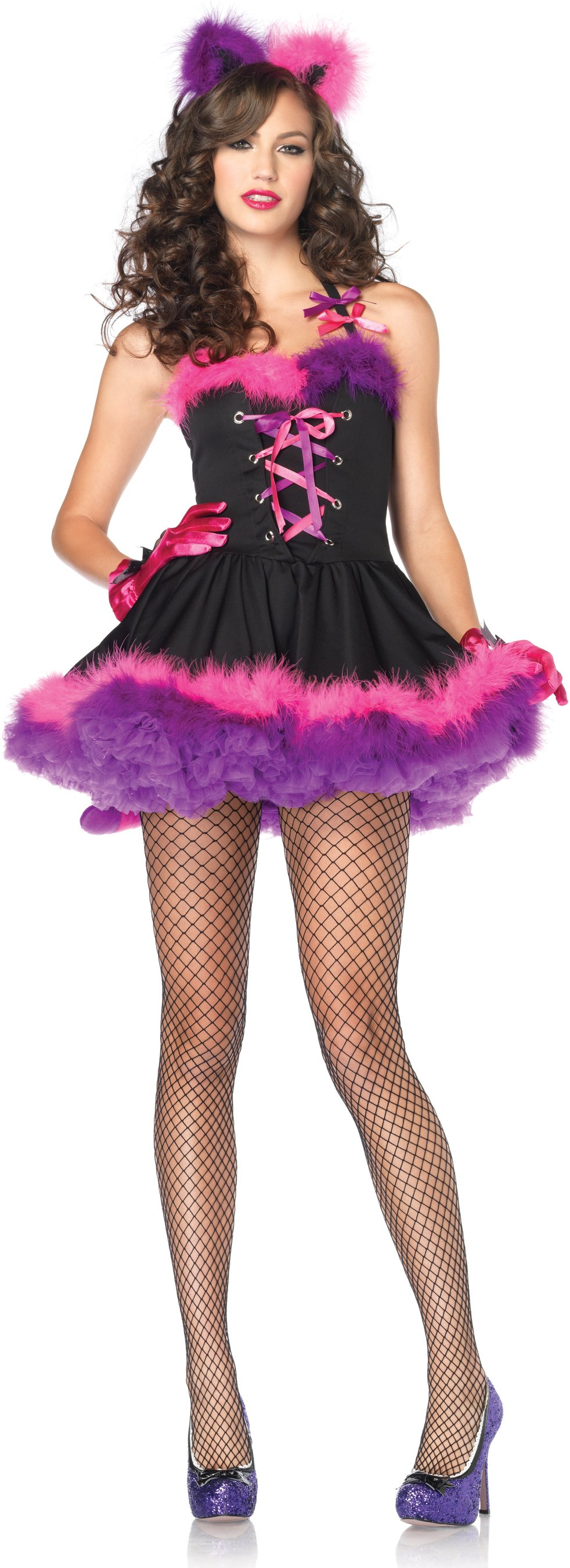 Mischievous Cheshire Cat Adult Costume