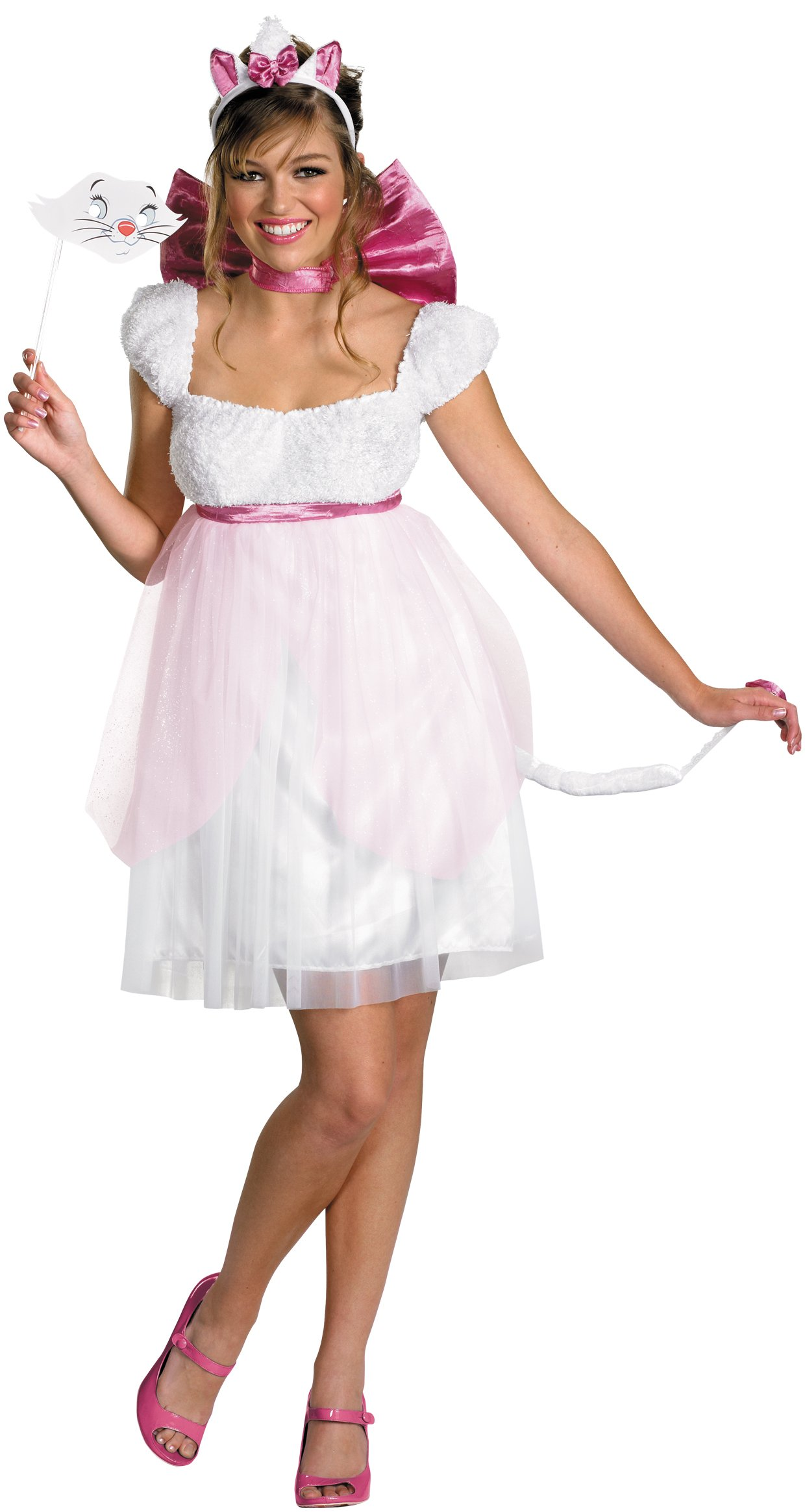 Aristocats - Sassy Marie Adult Costume