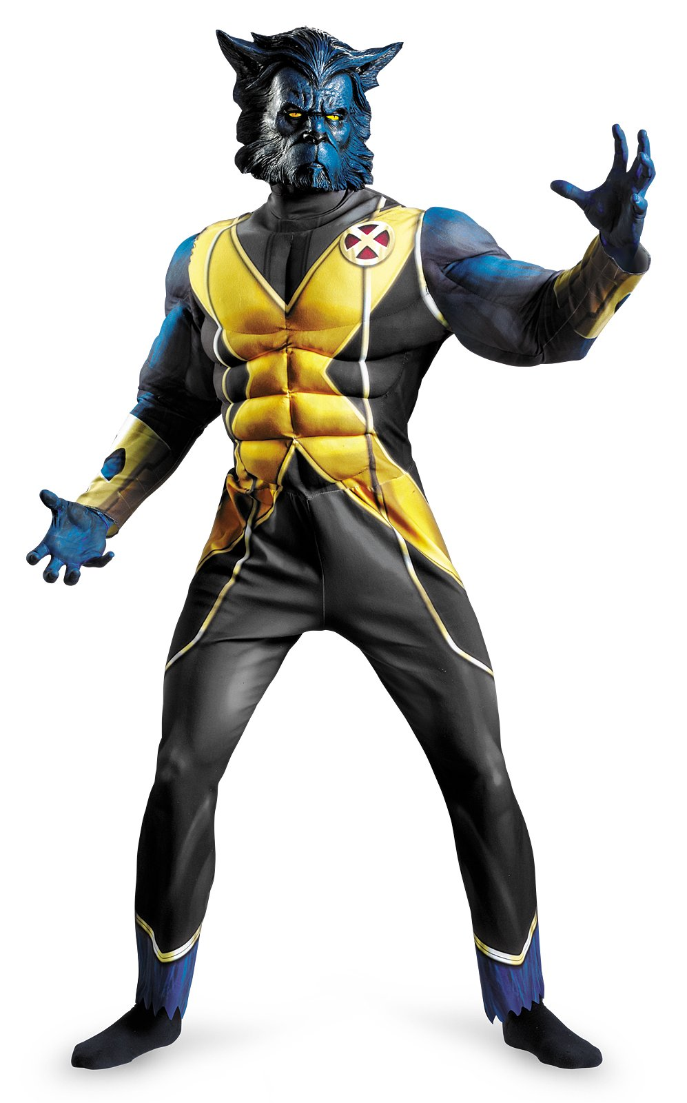 X-Men First Class - Beast Adult Costume
