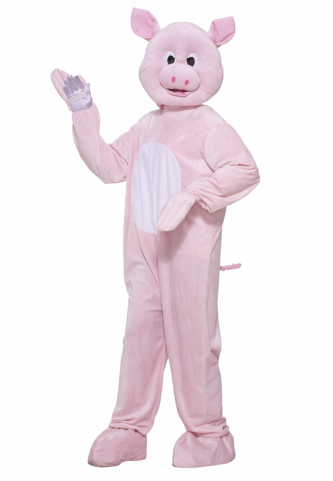 Pinky the Pig Plush Adult Costume