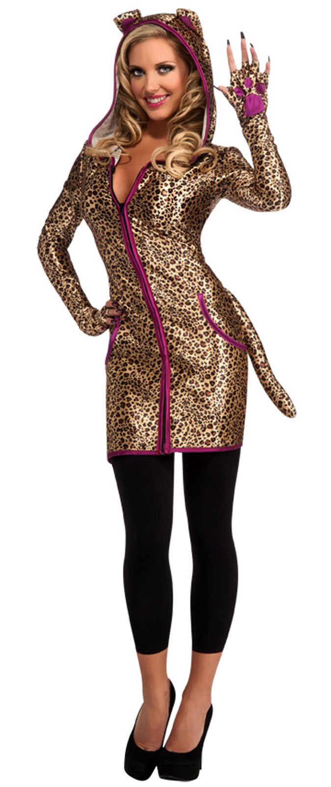 Uraban Leopard Adult Costume