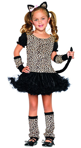 Child Tutu Cat Costume