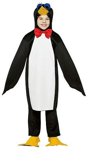 Карнавальный костюм пингвина своими руками
