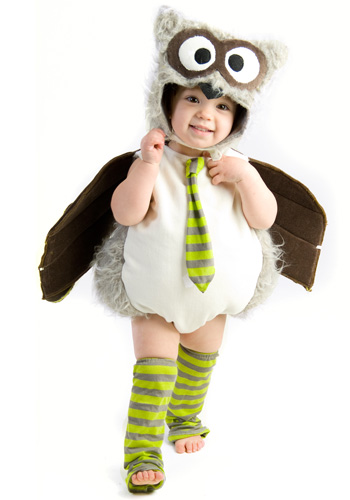Toddler Owl Costume