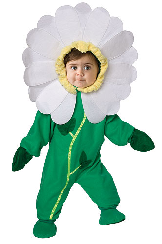 Toddler Sunflower Costume