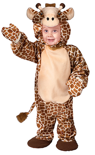 Infant Giraffe Costume