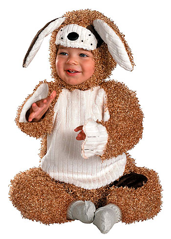 Infant Puppy Costume