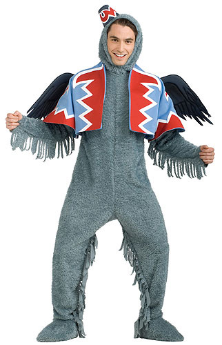 Flying Monkey Costume - Click Image to Close