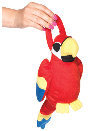 Polly Parrot Pirate Purse