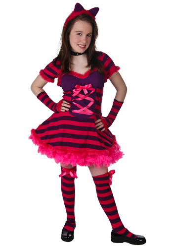 Teen Wonderland Cat Costume