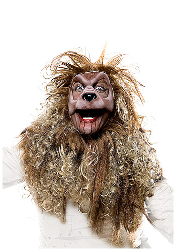 Wicked Cowardly Lion Mask