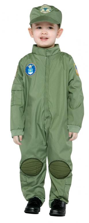 Air Force Infant Costume - Click Image to Close