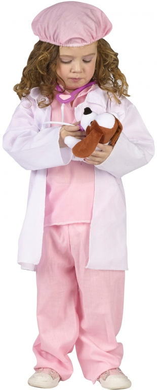 Little Pet Vet Toddler Costume