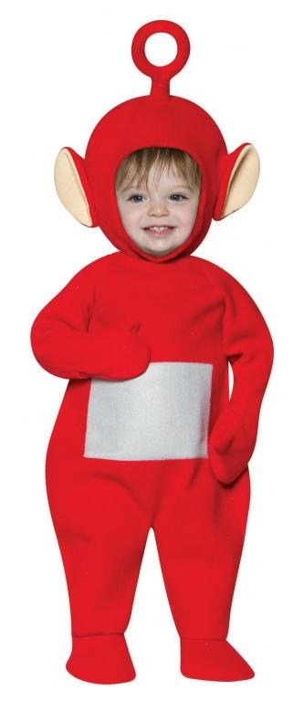Teletubbies Po Infant Costume