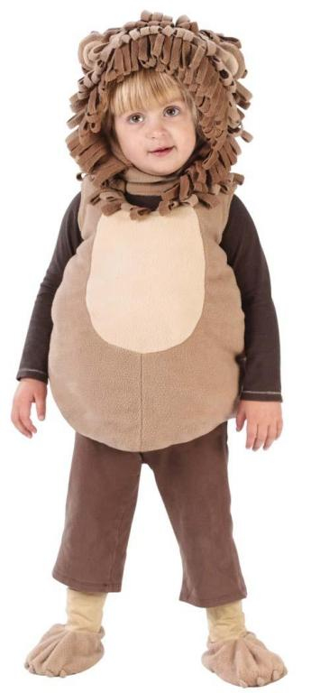 Lion Vest Infant Costume