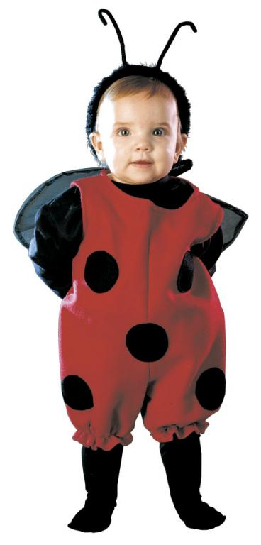 Little Ladybug Infant Toddler Costume