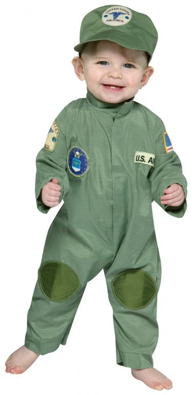 Air Force Infant Costume